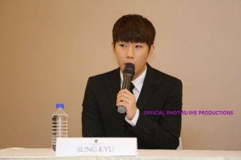 Leader Sunggyu