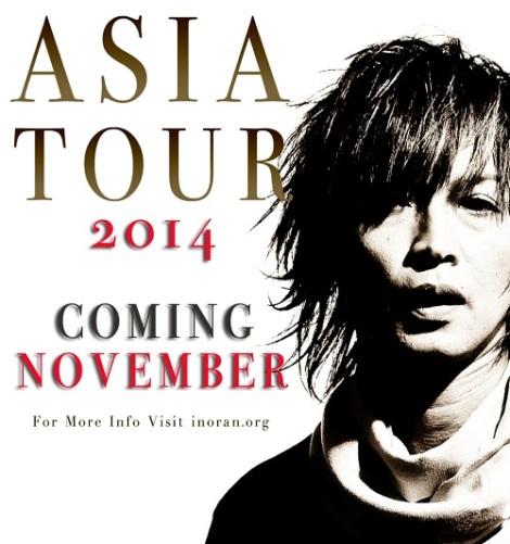 INORAN_Asia Tour