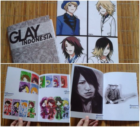 Here's what HAPPY SWING INDONESIA put into the present box!
