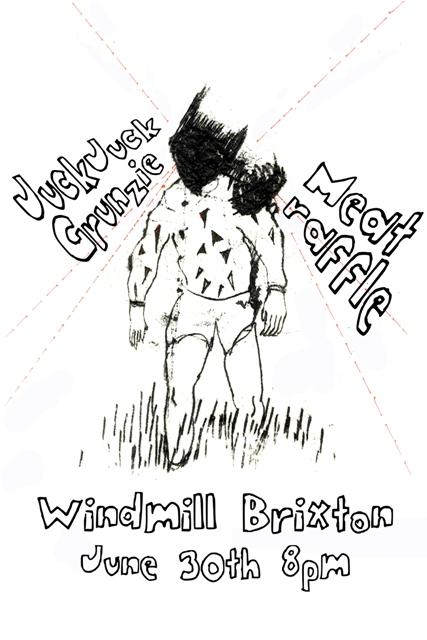 Juck Juck Grunzie June 30 Poster