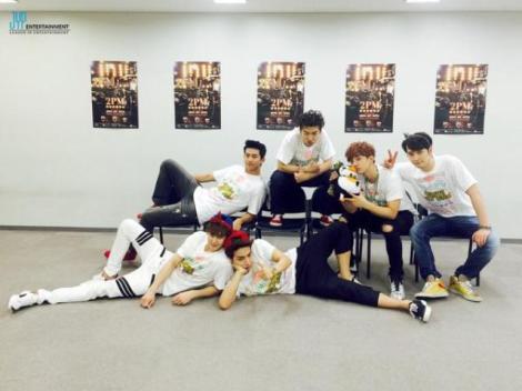Source: JYPE Japan's Twitter account