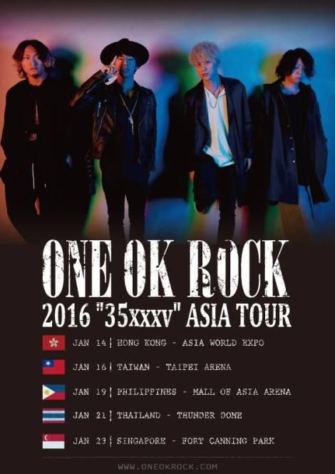 oneokrock-asiatur