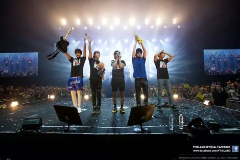 Photo Credit: FTISLAND Facebook
