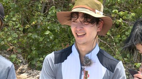 law of the jungle in Tonga -2PM Chansung - Compress